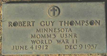 THOMPSON, ROBERT GUY - Maricopa County, Arizona | ROBERT GUY THOMPSON - Arizona Gravestone Photos