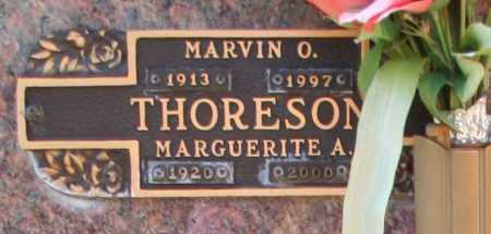 THORESON, MARGUERITE A J - Maricopa County, Arizona | MARGUERITE A J THORESON - Arizona Gravestone Photos