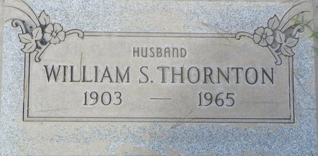THORNTON, WILLIAM SEYMOUR - Maricopa County, Arizona   WILLIAM SEYMOUR THORNTON - Arizona Gravestone Photos
