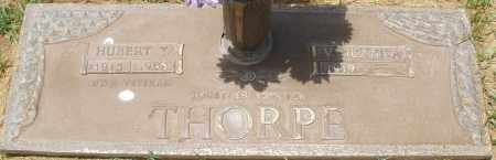 THORPE, V. JUANITA - Maricopa County, Arizona | V. JUANITA THORPE - Arizona Gravestone Photos