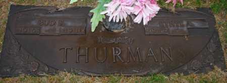 THURMAN, ETHYL A. - Maricopa County, Arizona | ETHYL A. THURMAN - Arizona Gravestone Photos