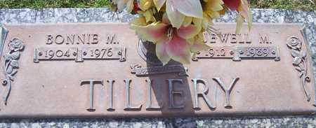TILLERY, BONNIE M. - Maricopa County, Arizona | BONNIE M. TILLERY - Arizona Gravestone Photos