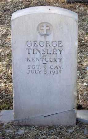 TINSLEY, GEORGE - Maricopa County, Arizona   GEORGE TINSLEY - Arizona Gravestone Photos