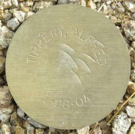 TIPPERY, ALFRED - Maricopa County, Arizona | ALFRED TIPPERY - Arizona Gravestone Photos