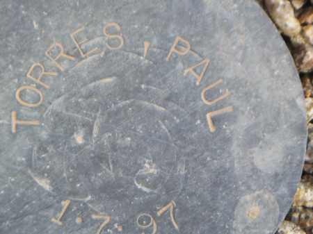 TORRES, PAUL - Maricopa County, Arizona | PAUL TORRES - Arizona Gravestone Photos
