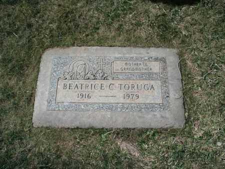 TORUGA, BEATRICE C. - Maricopa County, Arizona | BEATRICE C. TORUGA - Arizona Gravestone Photos