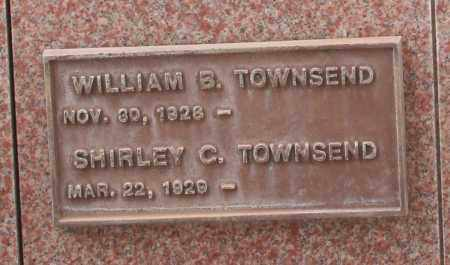 TOWNSEND, SHIRLEY C. - Maricopa County, Arizona | SHIRLEY C. TOWNSEND - Arizona Gravestone Photos