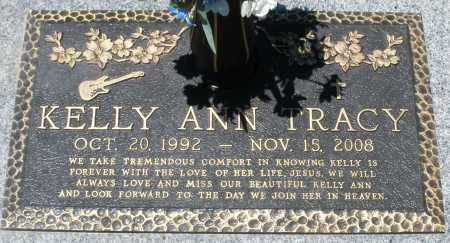 TRACY, KELLY ANN - Maricopa County, Arizona | KELLY ANN TRACY - Arizona Gravestone Photos
