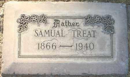 TREAT, SAMUAL - Maricopa County, Arizona | SAMUAL TREAT - Arizona Gravestone Photos