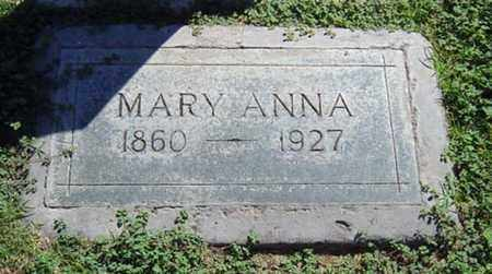 STREINZ TRIBOLET, MARY ANNA - Maricopa County, Arizona | MARY ANNA STREINZ TRIBOLET - Arizona Gravestone Photos