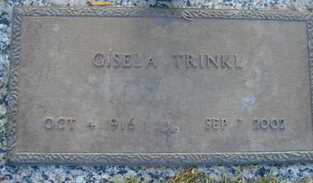 TRINKL, GISELA - Maricopa County, Arizona | GISELA TRINKL - Arizona Gravestone Photos
