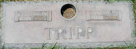 TRIPP, KENNETH E. - Maricopa County, Arizona | KENNETH E. TRIPP - Arizona Gravestone Photos