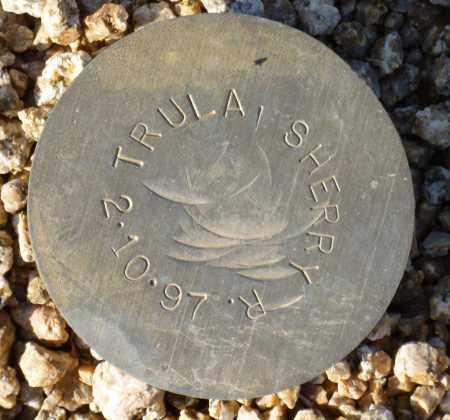 TRULA, SHERRY R. - Maricopa County, Arizona | SHERRY R. TRULA - Arizona Gravestone Photos
