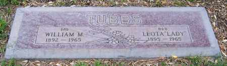 TUBBS, WILLIAM M. - Maricopa County, Arizona | WILLIAM M. TUBBS - Arizona Gravestone Photos