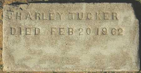 TUCKER, CHARLEY - Maricopa County, Arizona | CHARLEY TUCKER - Arizona Gravestone Photos