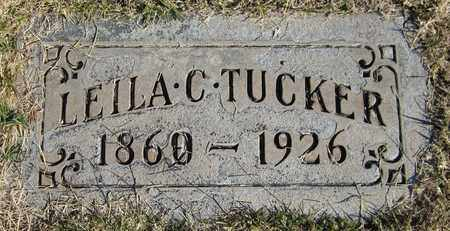 TUCKER, LEILA C, - Maricopa County, Arizona | LEILA C, TUCKER - Arizona Gravestone Photos