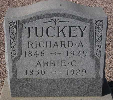 TUCKEY, RICHARD A. - Maricopa County, Arizona | RICHARD A. TUCKEY - Arizona Gravestone Photos
