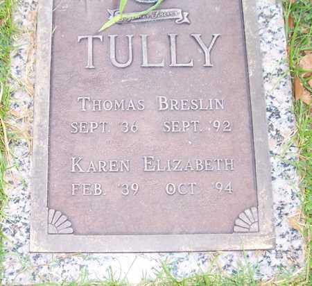 TULLY, THOMAS BRESLIN - Maricopa County, Arizona   THOMAS BRESLIN TULLY - Arizona Gravestone Photos