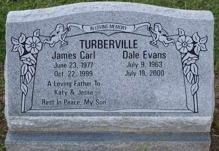 TURBERVILLE, JAMES CARL - Maricopa County, Arizona | JAMES CARL TURBERVILLE - Arizona Gravestone Photos