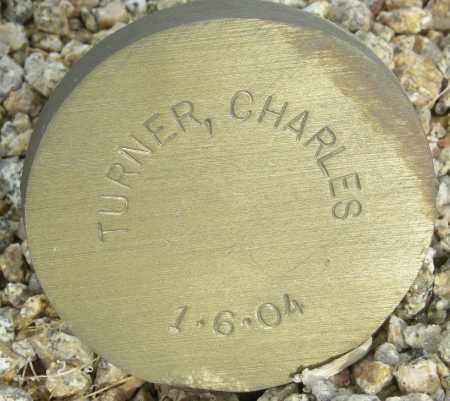 TURNER, CHARLES - Maricopa County, Arizona | CHARLES TURNER - Arizona Gravestone Photos