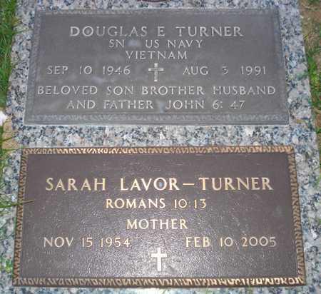 TURNER, DOUGLAS E. - Maricopa County, Arizona | DOUGLAS E. TURNER - Arizona Gravestone Photos