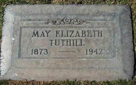 HEIMANN TUTHILL, MAY ELIZABETH - Maricopa County, Arizona | MAY ELIZABETH HEIMANN TUTHILL - Arizona Gravestone Photos