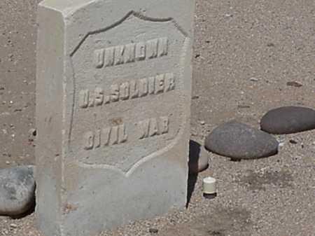 UNKNOWN, SOLDIER - Maricopa County, Arizona | SOLDIER UNKNOWN - Arizona Gravestone Photos