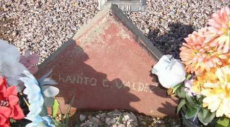 VALDEZ, CHANITO C. - Maricopa County, Arizona | CHANITO C. VALDEZ - Arizona Gravestone Photos