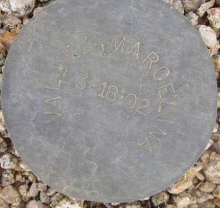 VALDEZ, MARCELINA - Maricopa County, Arizona | MARCELINA VALDEZ - Arizona Gravestone Photos