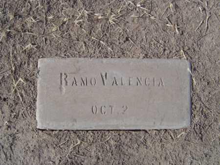 VALENCIA, RAMON - Maricopa County, Arizona   RAMON VALENCIA - Arizona Gravestone Photos