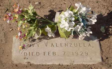 VALENZUELA, DAVID - Maricopa County, Arizona   DAVID VALENZUELA - Arizona Gravestone Photos