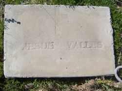 VALLES, JESUS - Maricopa County, Arizona | JESUS VALLES - Arizona Gravestone Photos