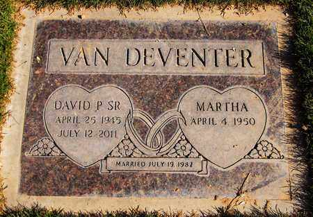 VAN DEVENTER, DAVID P, SR - Maricopa County, Arizona | DAVID P, SR VAN DEVENTER - Arizona Gravestone Photos