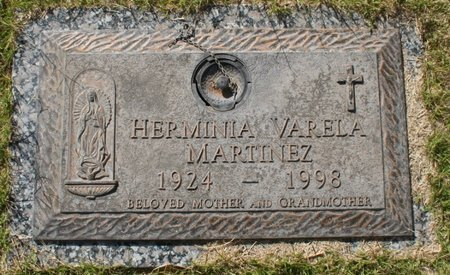 MARTINEZ, HERMINIA T - Maricopa County, Arizona | HERMINIA T MARTINEZ - Arizona Gravestone Photos