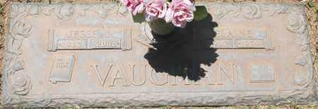 VAUGHAN, JESSE L. - Maricopa County, Arizona | JESSE L. VAUGHAN - Arizona Gravestone Photos