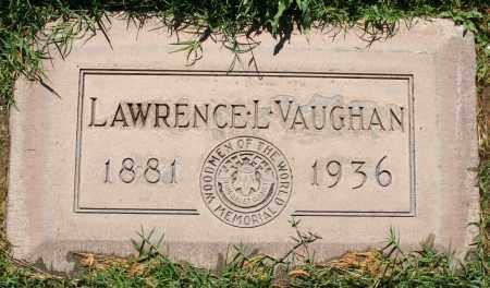 VAUGHAN, LAWRENCE L - Maricopa County, Arizona | LAWRENCE L VAUGHAN - Arizona Gravestone Photos