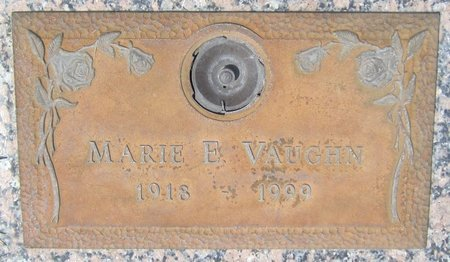 VAUGHN, MARIE T. - Maricopa County, Arizona | MARIE T. VAUGHN - Arizona Gravestone Photos