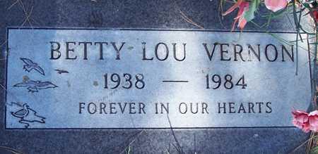 VERNON, BETTY LOU - Maricopa County, Arizona | BETTY LOU VERNON - Arizona Gravestone Photos
