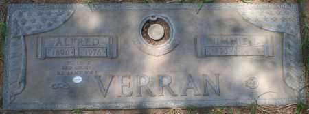 VERRAN, JIMMIE L. - Maricopa County, Arizona   JIMMIE L. VERRAN - Arizona Gravestone Photos