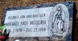 VIGUERIA, MICHAEL PAUL - Maricopa County, Arizona   MICHAEL PAUL VIGUERIA - Arizona Gravestone Photos