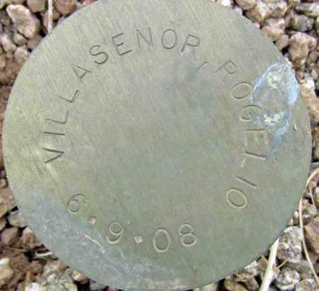 VILLASENOR, ROGELIO - Maricopa County, Arizona | ROGELIO VILLASENOR - Arizona Gravestone Photos