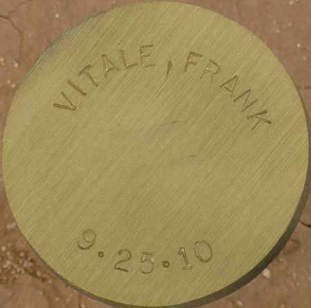 VITALE, FRANK - Maricopa County, Arizona | FRANK VITALE - Arizona Gravestone Photos