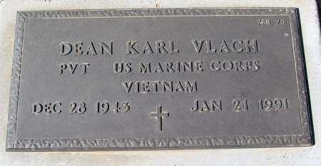 VLACH, DEAN KARL - Maricopa County, Arizona   DEAN KARL VLACH - Arizona Gravestone Photos