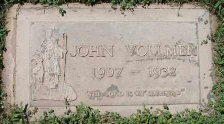 VOLLMER, JOHN - Maricopa County, Arizona | JOHN VOLLMER - Arizona Gravestone Photos