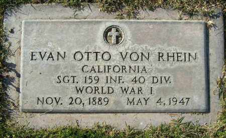 VONRHEIN, EVAN OTTO - Maricopa County, Arizona | EVAN OTTO VONRHEIN - Arizona Gravestone Photos