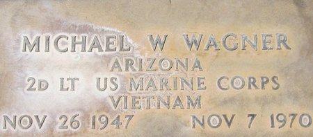 WAGNER, MICHAEL W. - Maricopa County, Arizona | MICHAEL W. WAGNER - Arizona Gravestone Photos