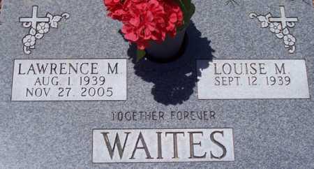 WAITES, LAWRENCE M. - Maricopa County, Arizona | LAWRENCE M. WAITES - Arizona Gravestone Photos