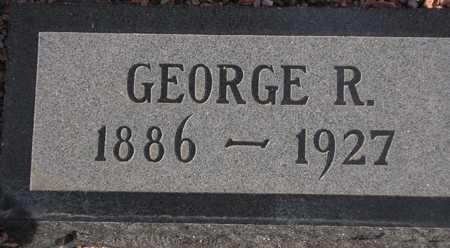 WALKER, GEORGE R. - Maricopa County, Arizona   GEORGE R. WALKER - Arizona Gravestone Photos