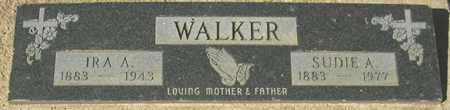 WALKER, SUDIE A. - Maricopa County, Arizona | SUDIE A. WALKER - Arizona Gravestone Photos