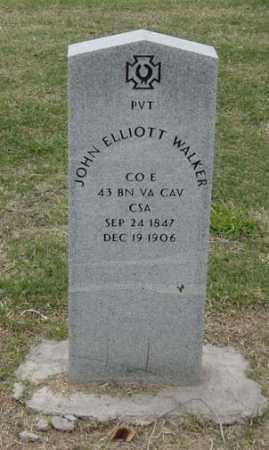 WALKER, JOHN ELLIOTT - Maricopa County, Arizona   JOHN ELLIOTT WALKER - Arizona Gravestone Photos